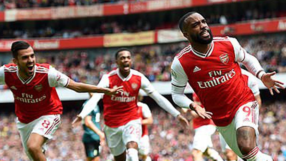 Hạ Burnley, Arsenal có trận thắng thứ hai liên tiếp